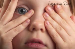 заговор против ячменя у детей