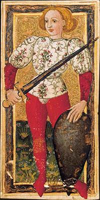 Колода Таро Карла VI