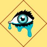 Карта Индийского пасьянса Плачущий глаз