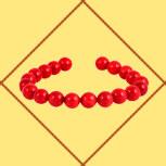 Карта Разорванное ожерелье