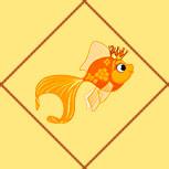Карта Рыба