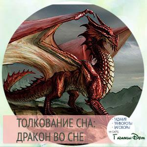 видеть дракона во сне