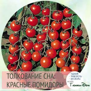 видеть помидоры во сне