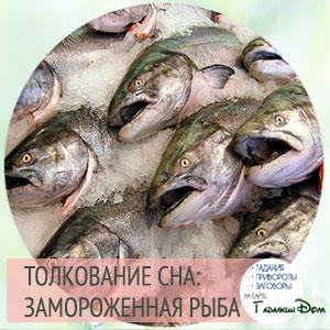 Если во сне видишь рыбу замороженную thumbnail
