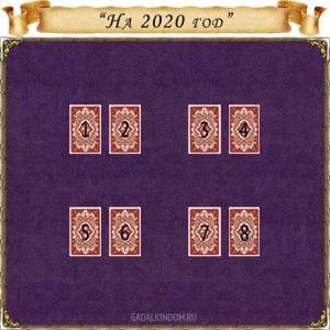 гадание На 2020 год