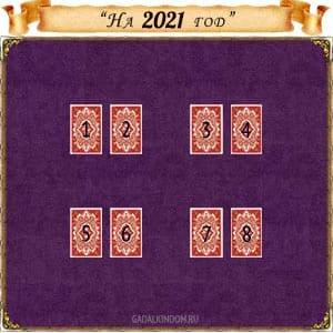Гадание на 2021 год