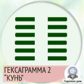 2 Гексаграмма
