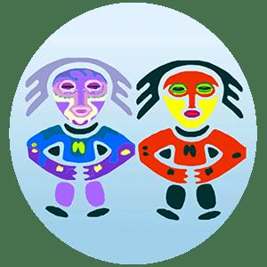 Онлайн гадание Двойняшки