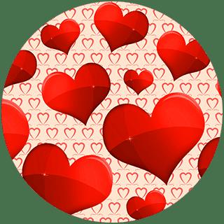 Гадание на сердечках онлайн