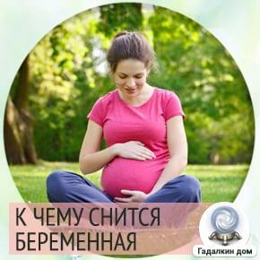 сонник: беременная