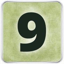 Нумерологический прогноз 9