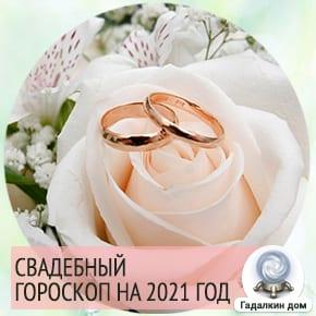 свадьба в 2021 году