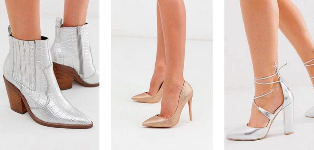 Обувь на Новый год 2021