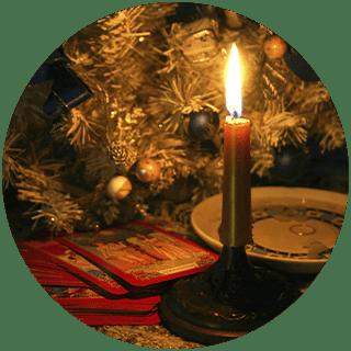 на Рождество Да-Нет