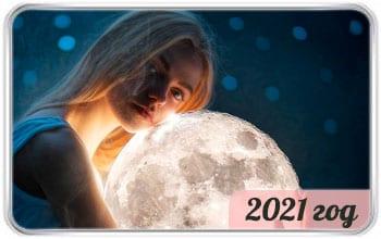 Лунный календарь на 2021 год