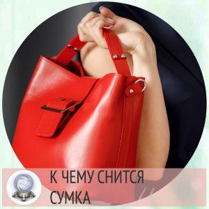 к чему снится сумка женская