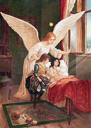 молитесь ангелу-хранителю