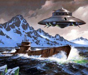 нацисты в антарктиде