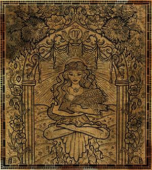 Девы - демон Цефарирон.