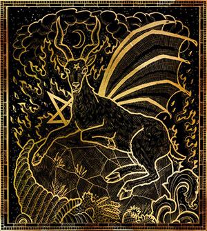 Козерог — демон Дагдарион.