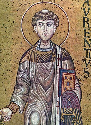 Лаврентий Римский