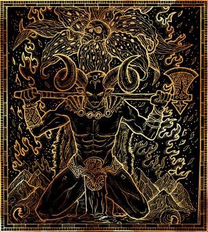 Овен демон Байрирон