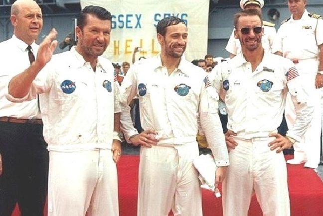 экипаж аполлон 7