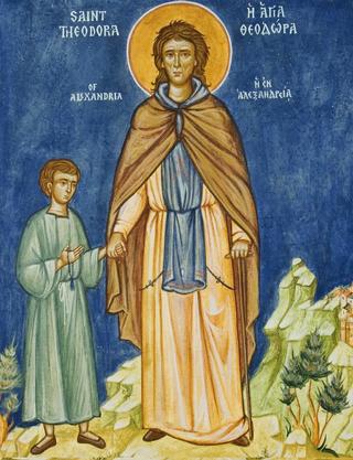 святая феодора