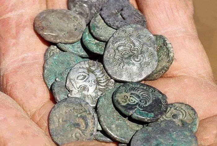 Неизвестные монеты