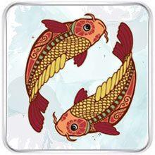 Лотерейный гороскоп Рыбы 2022.