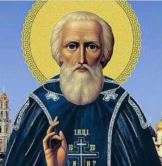 Сергий Радонежский - один из наиболее почитаемых святых на Руси.