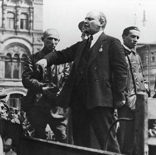 Авель о Ленине